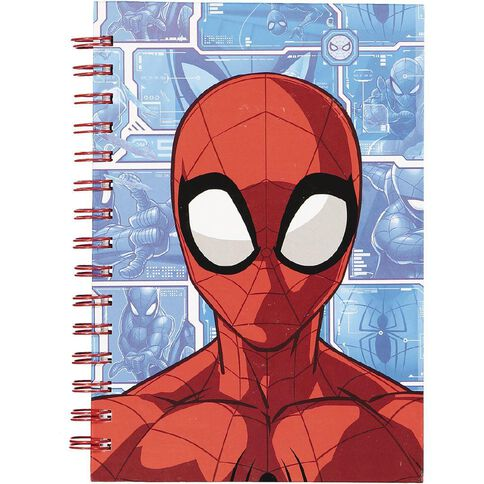 Spider-Man Notebook Spiral A5