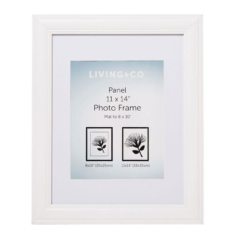 Living & Co Panel Frame 4x6in or 5x7in