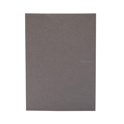 Fabriano Ecoqua Sketchbook Dotted 85GSM 90 Sheets Stone A5