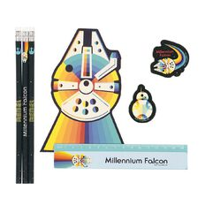 Star Wars Kids Stationery Set 8 Pieces