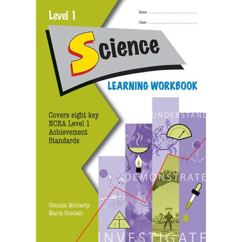 Ncea Year 11 Science Learning Workbook