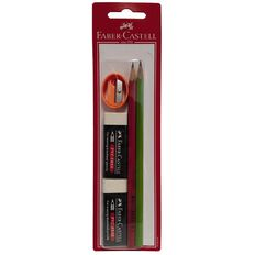 Faber-Castell Writing Set 7 Pack Mixed Assortment