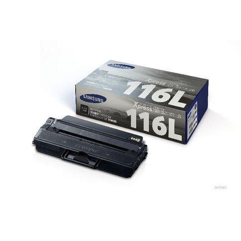 Samsung Toner MLT-D116L Black (3000 Pages)