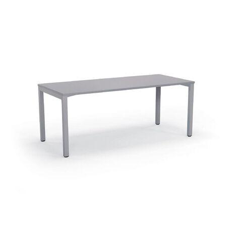 Cubit Desk 1800 Silver Silver