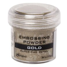 Ranger Embossing Powder Gold Super Fine
