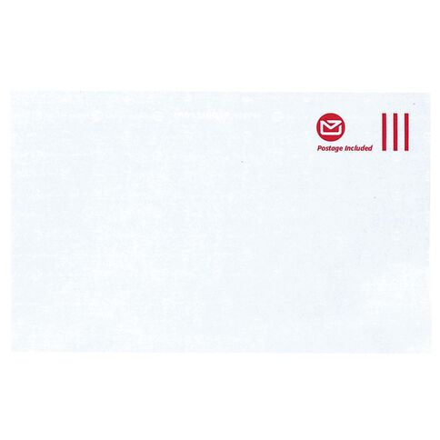 New Zealand Post C5 Prepaid Envelope Non Window Pack 250 Pack