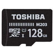 Toshiba 128GB Micro SD Card With Adapter