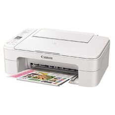 Canon TS3165W Inkjet Printer White