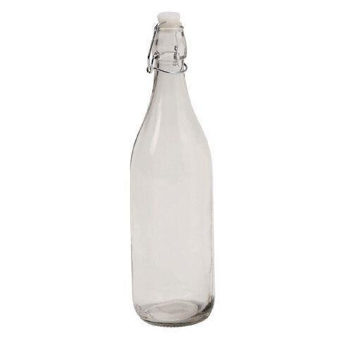 Living & Co Bistro Glass Bottle 1000ml