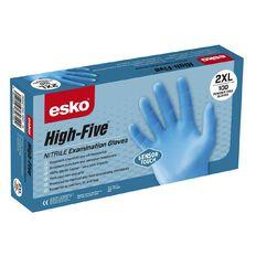 Esko High Five SensorTouch Disposable Nitrile Glove 100 Pack Large