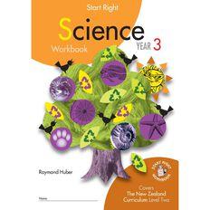 SR Year 3 Science Workbook
