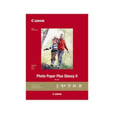 Canon Photo Paper Glossy Photo II 265GSM A3 20 Pack
