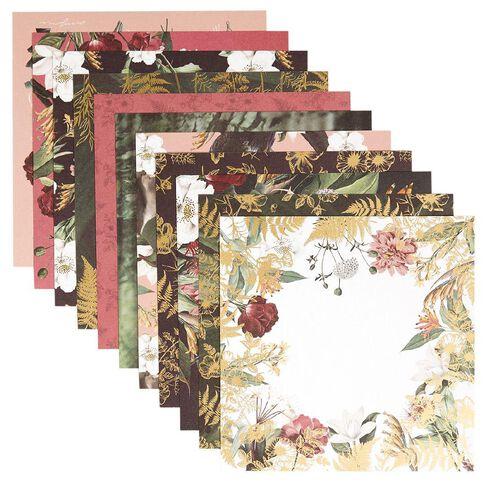 Uniti Designer Paper 6x6 24 Sheets Kiwi Collective