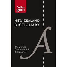 Gem New Zealand Dictionary
