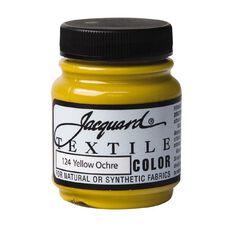 Jacquard Textile Colours 66.54ml Yellow Ochre