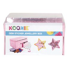 Kookie Gem Sticker Jewellery Box