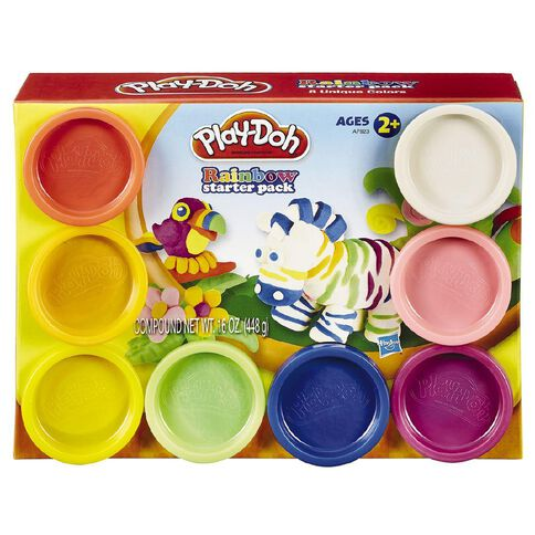 Play-Doh Rainbow Starter Pack
