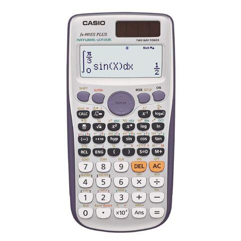 Casio FX99IES Plus Scientific Calculator Cambridge Exams