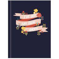 Uniti Platinum Visual Diary Hardback Empowerment A4