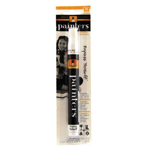 Painters Pen Medium White