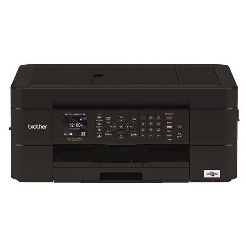 Brother MFCJ491DW Multifunction Printer