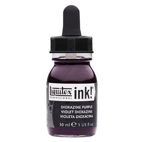 Liquitex Ink 30ml Dioxine Purple
