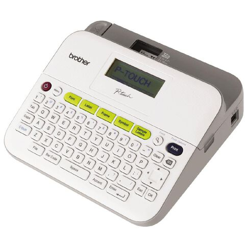 Brother Desktop Label Maker PTD400