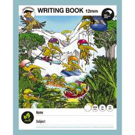 Clever Kiwi My Writing Book 12mm
