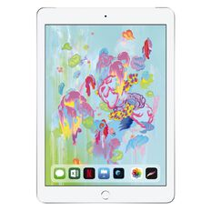 Apple iPad Wi-Fi 128GB (6th Gen) Silver