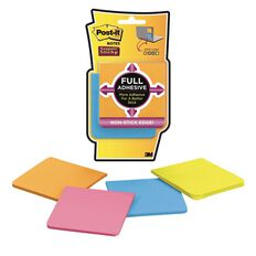 Post-It Super Sticky Full Adhesive Notes Rio De Janeiro