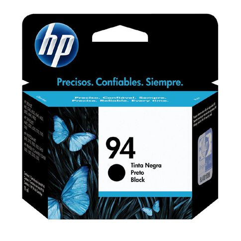 HP Ink 94 Black (480 Pages)