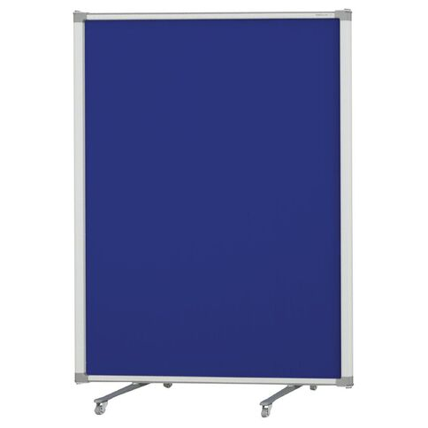 Boyd Visuals Free Standing Partition 1200H Blue