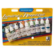 Jacquard Lumiere And Neopaque Exciter Pack 9