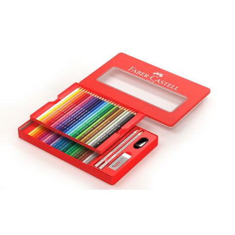 Faber-Castell Classic 48 Colour Pencil Sketch Set
