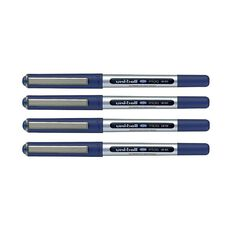 Uni-ball Eye Micro 4 Pack Blue