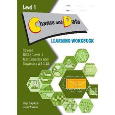 Ncea Year 11 Chance And Data As1.12 Learning Workbook