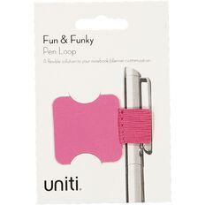 Uniti Fun & FunkyQ2 Pen Loop Assorted