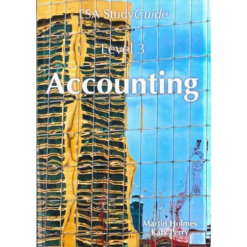 Ncea Year 13 Accounting Study Guide