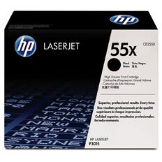 HP 55X Black Contract LaserJet Toner Cartridge (13500 Pages)