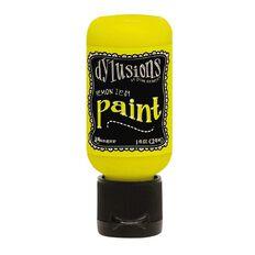 Ranger Dylusions Paint 1oz Lemon Zest