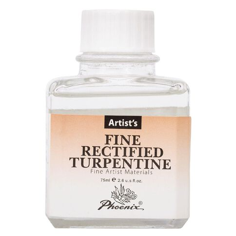 Phoenix Artist's Fine Rectified Turpentine 75ml