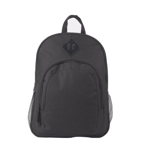 Classic Backpack With Laptop Pocket Black