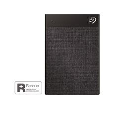 Seagate 2TB Ultra Touch HDD - Black