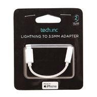 Tech.Inc Lightning to 3.5mm Adapter