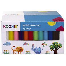 Kookie Modelling Clay 72pc