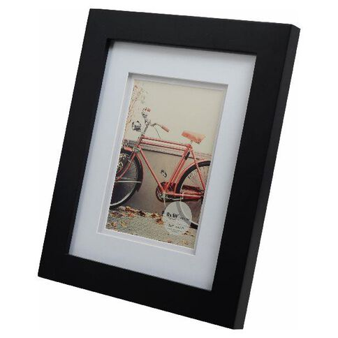 Living 8 x 10 Photo Frame Black