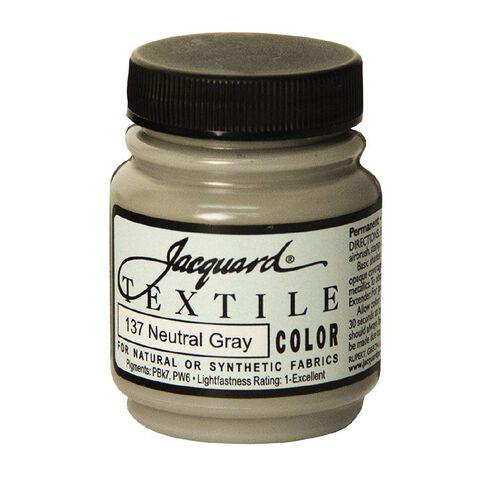Jacquard Textile Colours 66.54ml Neutral Grey