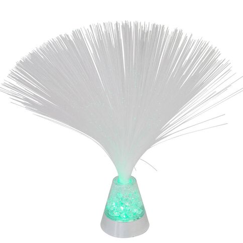Kookie LED Spray Fibre Optic Crystal Lamp