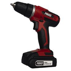 Mako 18V Cordless Drill With 1.5AH Battery