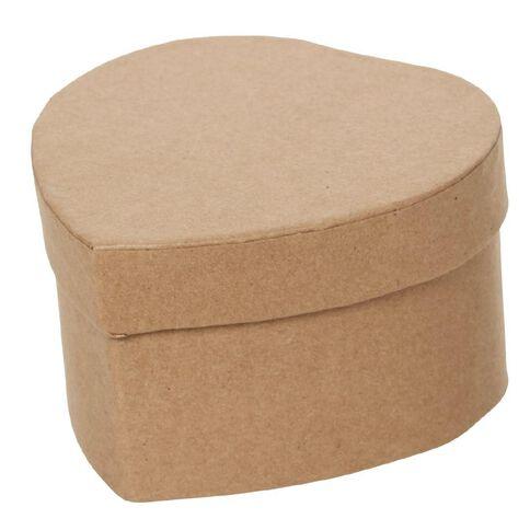 Uniti DIY Kraft Paper Heart Box